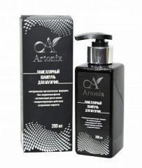 Artonix ламеллярный шампунь для мужчин