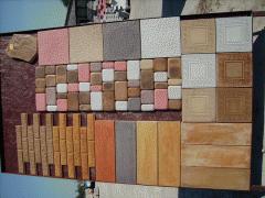 Тротуарная плитка бетонные заборы