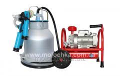 The milking machine - Burenka-1 Standard