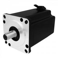 Двигатель шаговый 110BYG250C-19 (NEMA 43, 18.0 Нм,