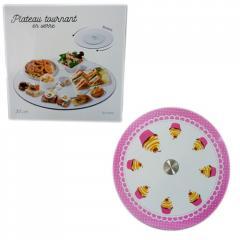 Вращающаяся подставка для тортов Home Essentials