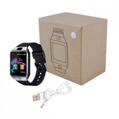 Умные смарт часы Smart watch DZ09 Серый