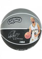 Мяч баскетбольный Spalding NBA Player Tony Parker