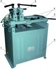 Pressure contact welding equipment