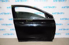 Дверь голая перед прав Chrysler 200 15-17 черный