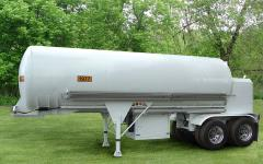 Capacity cryogenic transport volume up to 37 000