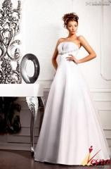 La ropa de la boda