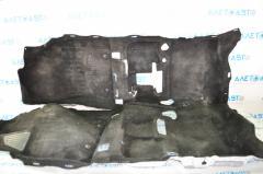 Покрытие пола Lexus CT200h 11-17 черн