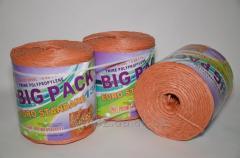 Шпагат для прессования сена и соломы BIG PACK AGRO