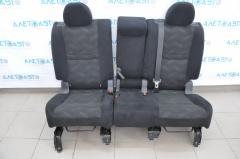 Задний ряд сидений (2 ряд) Nissan Rogue 14- тряпка