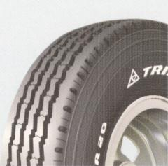 Tires for the career trucks TRIANGLE