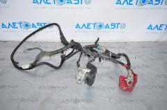 Клеммы АКБ в сборе Ford Flex 09-19 AE9Z-14300-AA