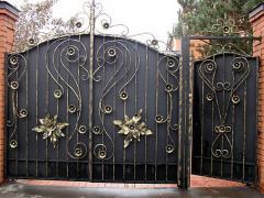 Vrota with a gate, Harkov