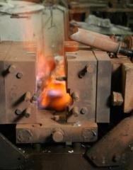 Parts Donetsk received by precision casting in the