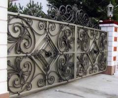 Gate metal, Kharkiv