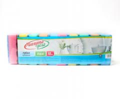 """Kitchen sponges TM """"Minuta Dela"""" Maxi"""