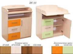 Пеленальный стол ПС-01