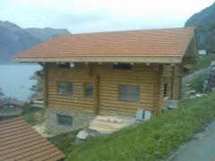 Comfortable wooden houses
