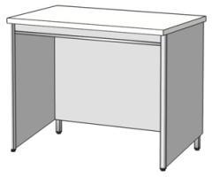 Table laboratory SL-1 1000х600х800
