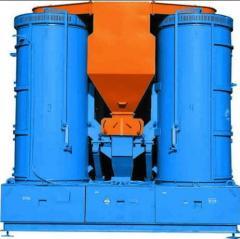 Зерноочистительный сепаратор БЦС-25