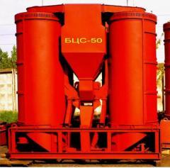 Вибросепаратор БЦС-50.