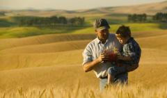 예비 품목을 위한 곡물의 청소 기계