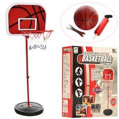 Баскетбольное кольцо M 2995 на стойке