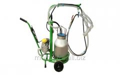 The milking machine for goats and sheep - the
