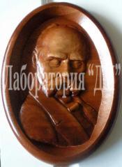 Сувениры на шевченковскую тематику, специально к 200-лению Тараса Шевченко.