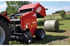 Пресс-подборщик Metal-Fach Z562 с ротором и...