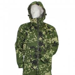 Camouflage suit Duckweed