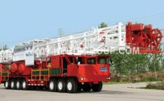 Mobile Drilling rig