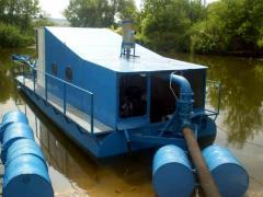 BVL-400/20 dredge
