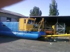 BVL-1600/25 dredge