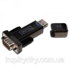 Переходник USB to RS232 DIGITUS (DA-70156)