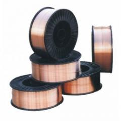 Wire welding copperplated SV0,8G2S (ER70S-6)