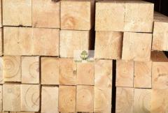 Bar pine dry