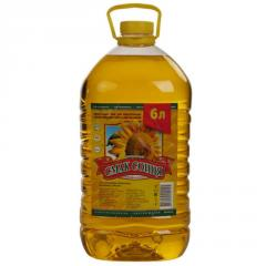 Relish sunflower oil sontsya (neraf.) | from the