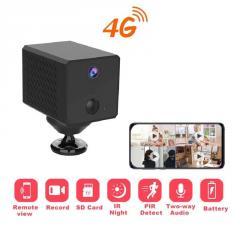 Мини 4G / DVR камера 1080P с датчиком движения