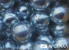 Anodes of the TsV, Ts0 brand, zinc (spheres).