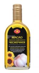 Golden Kings of Ukraine, 350 мл, Масло чесночное,