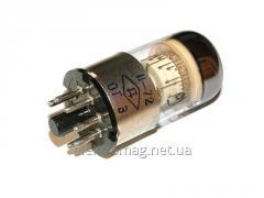 ОГ-3 /OG-3 / OG3 / GC10D dekatron counting spinner (metal base) tube