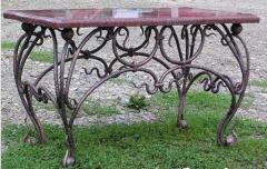 Мебель кованая, Кованые декоративные изделия