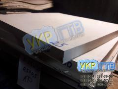 Пищевая резина белая,  формовая 1мм 500х500мм