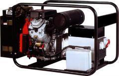 Power plant petrol Maud. EP10000E