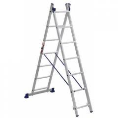 Лестница 2-х секционная Stark SVHR2x7 (525207402)