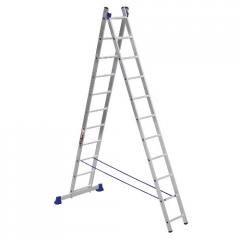 Лестница 2-х секционная Stark SVHR2x11 (525211406)