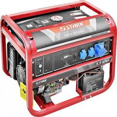 Генератор бензиновый Stark HOBBY 6500...