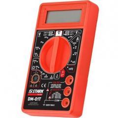 Цифровой мультитестер Stark DM-01T (290080100