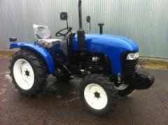 Damask steel-264E mini-tractor